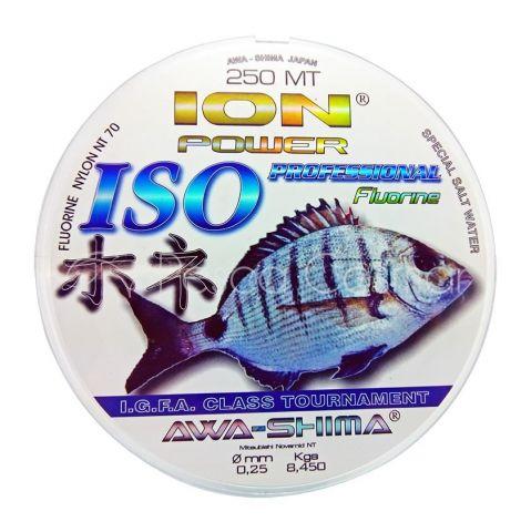 Hilo Awa Shima Professional Fluorine 0.45mm 250m
