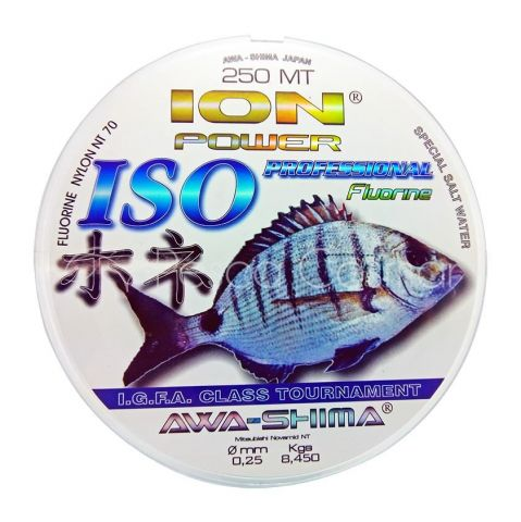 Hilo Awa Shima Professional Fluorine 0.70mm 250m
