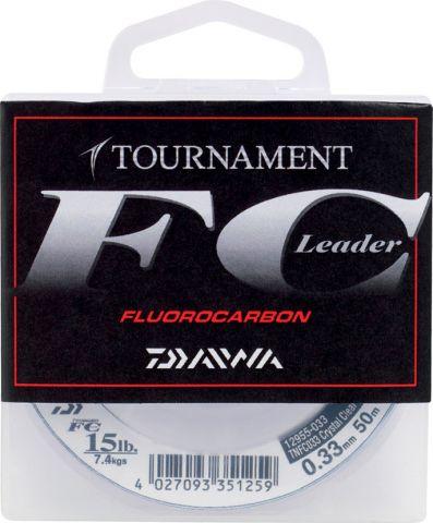 Fluorocarbono Daiwa Leader 50m 0.26/100