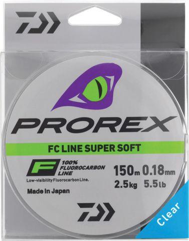 Fluorocarbono Prorex 150m 0.16