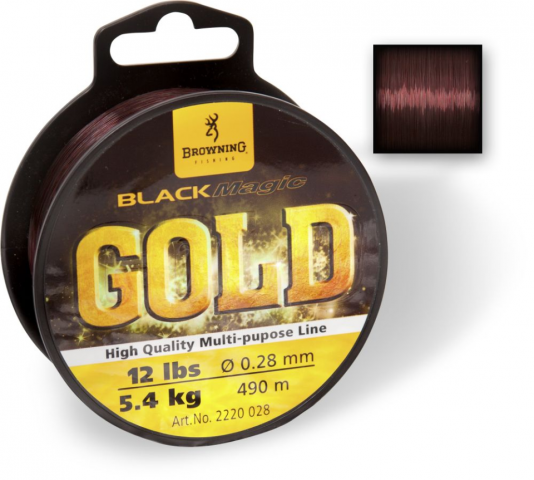 Hilo Browning Black Magic Gold 0.19mm 680m