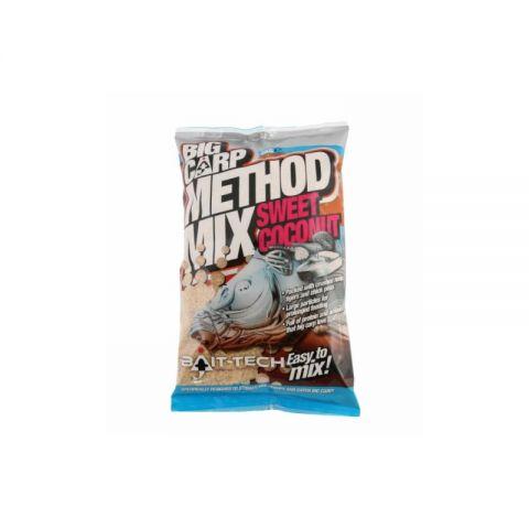 Engodo  Bait Tech Big Carp Met. Mix Sweet Coco 2Kg