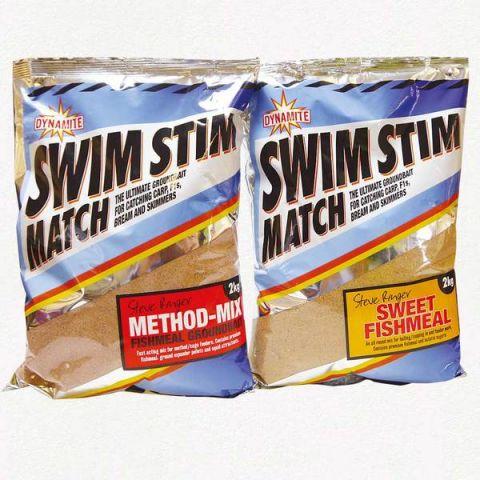 Engodo  Dynamite Swim Stim Sweet Fishmeal 2kg