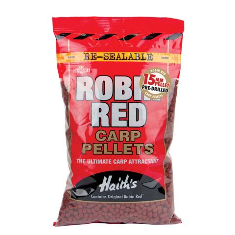 Pellets Dynamite Robin Red 15mm