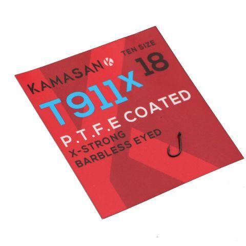 Anzuelo Kamasan Teflon T911X nº12