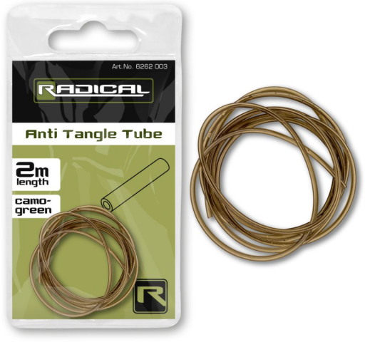 Silicona Radical Camo-Green 2m