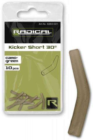 Kicker Curvo Radical Camo-Green