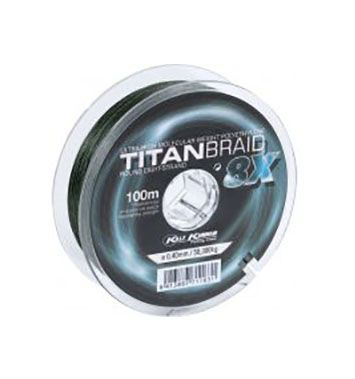Hilo Trenzado Kali Titan Braid X8 0.25mm 100mt