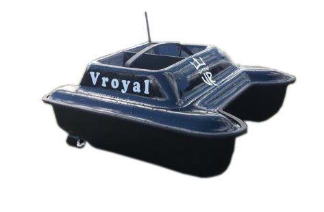 Barco Cebador V Royal con Sonda