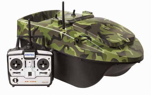 Barco Anatec PacBoat Forest Camo