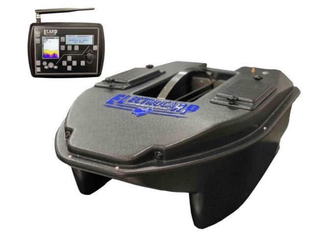 Barco Cebador C3 Navigator GPS y Baterias Li-On