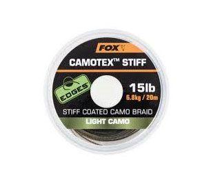 Camotex Light Stiff 20lb - 20m