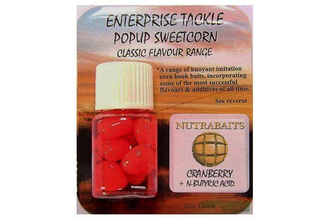 Maíz Enterprise Nutrabaits Cranberry + N Butyric A