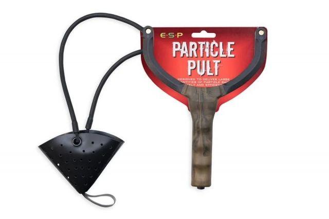 Tirador ESP para Partículas