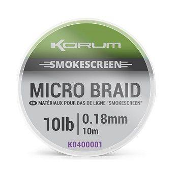 Hilo Trenzado Korum Smokescreen 10Lbs