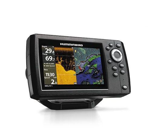 Sonda Humminbird Helix 5 Chipr DI GPS G2