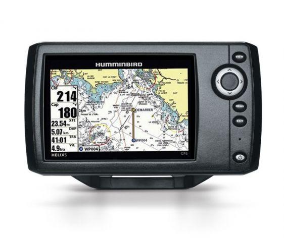 Sonda Humminbird Helix 5 GPS Plotter G2