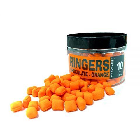 Wafters Ringer Orange Slim 10mm