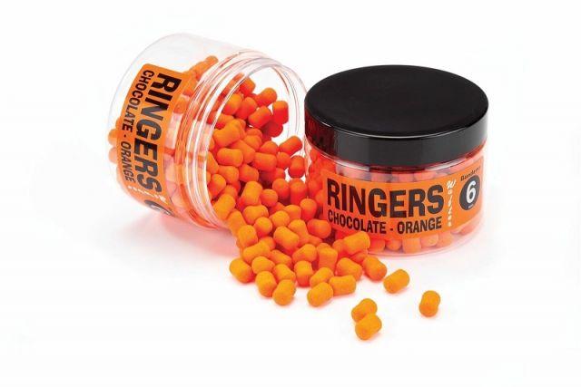 Wafters Ringers Baits Chocolate Orange 6mm