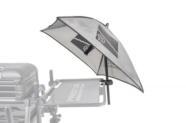 Paraguas Preston para Cebo Grey